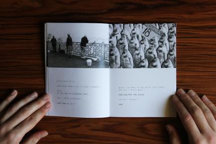 Livre photographie - mise en page