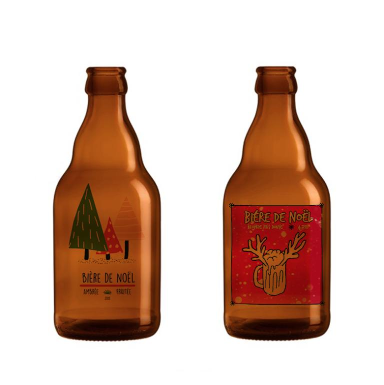 Packaging biere