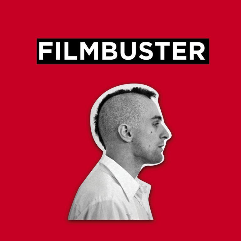 filmbuster graphisme visuel cinema