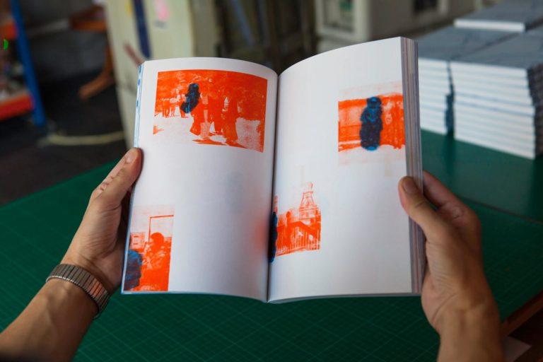 Livre risographie Japon