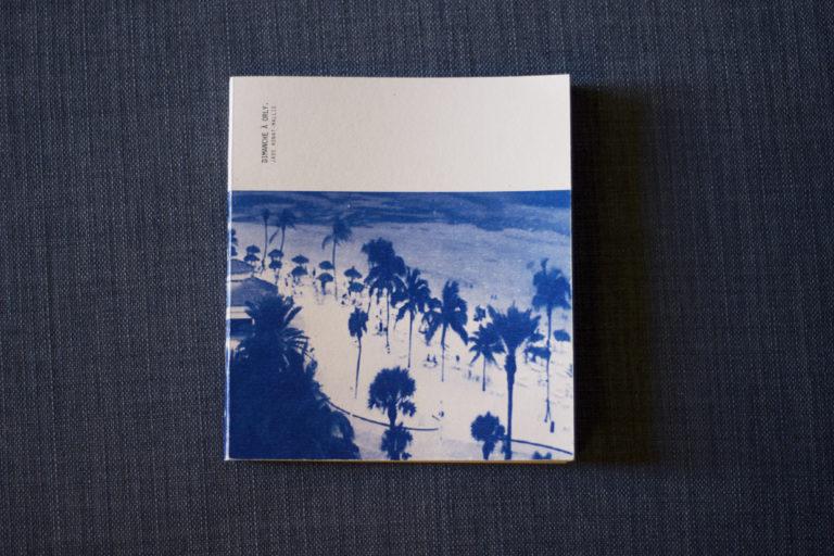 Couverture livre Dimanche à Orly