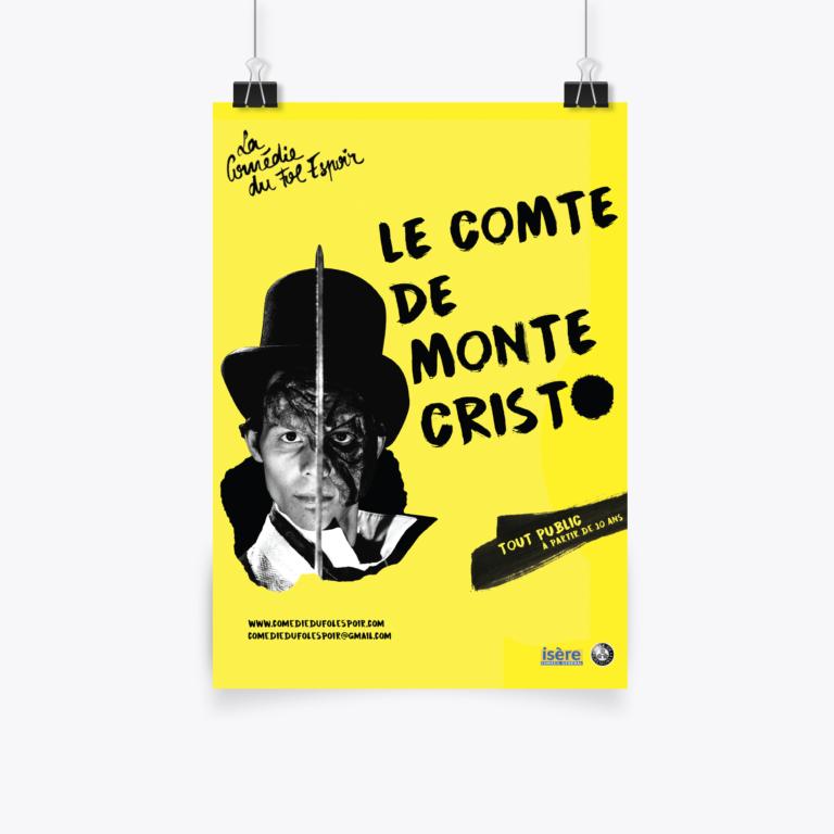 Design graphique - Affiche spectacle