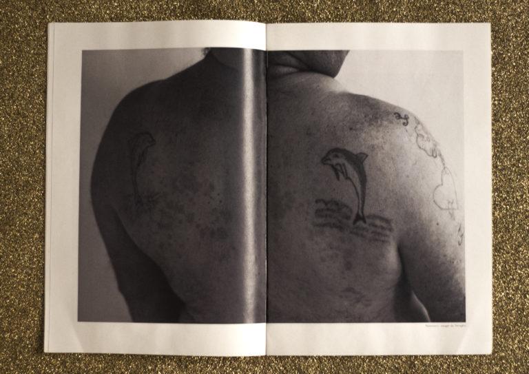 Livre tatouage photographie